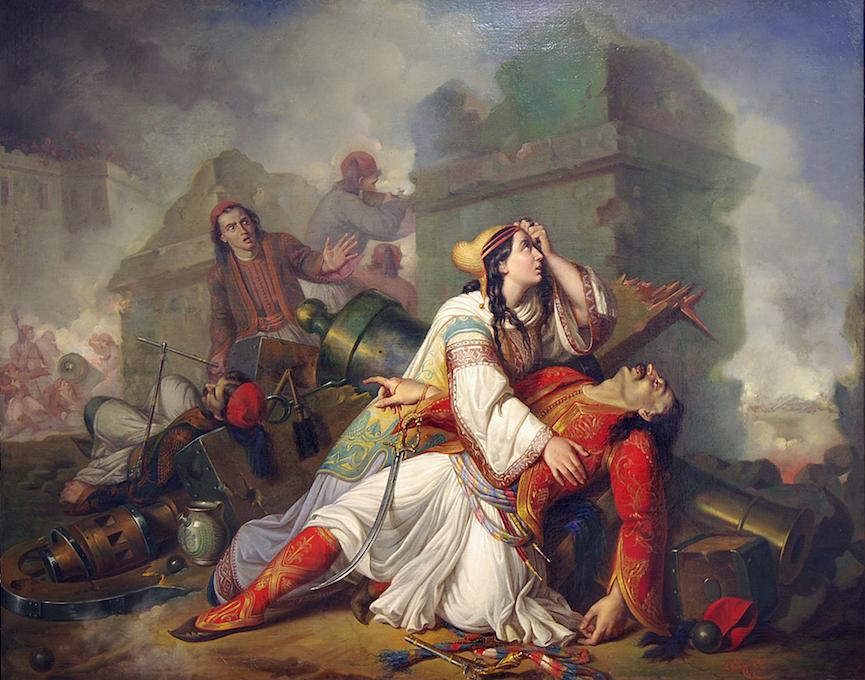Γνωστές και άγνωστες αγωνίστριες του 1821 (μέρος 2ο)