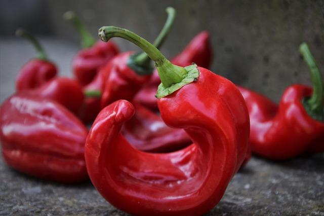 Σάλτσα με κόκκινες πιπεριές Φλωρίνης