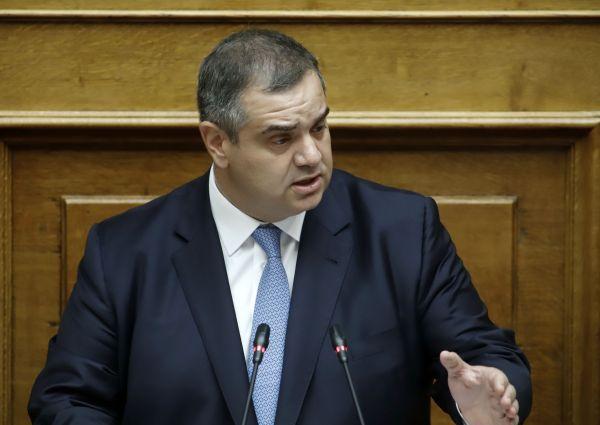 Την αξιοποίηση του κτιρίου του ΕΟΜΜΕΧ στον Ταύρο ζητάει ο Βασίλης Σπανάκης