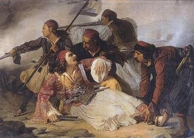 Οι προεπαναστατικοί αγώνες των Ελλήνων