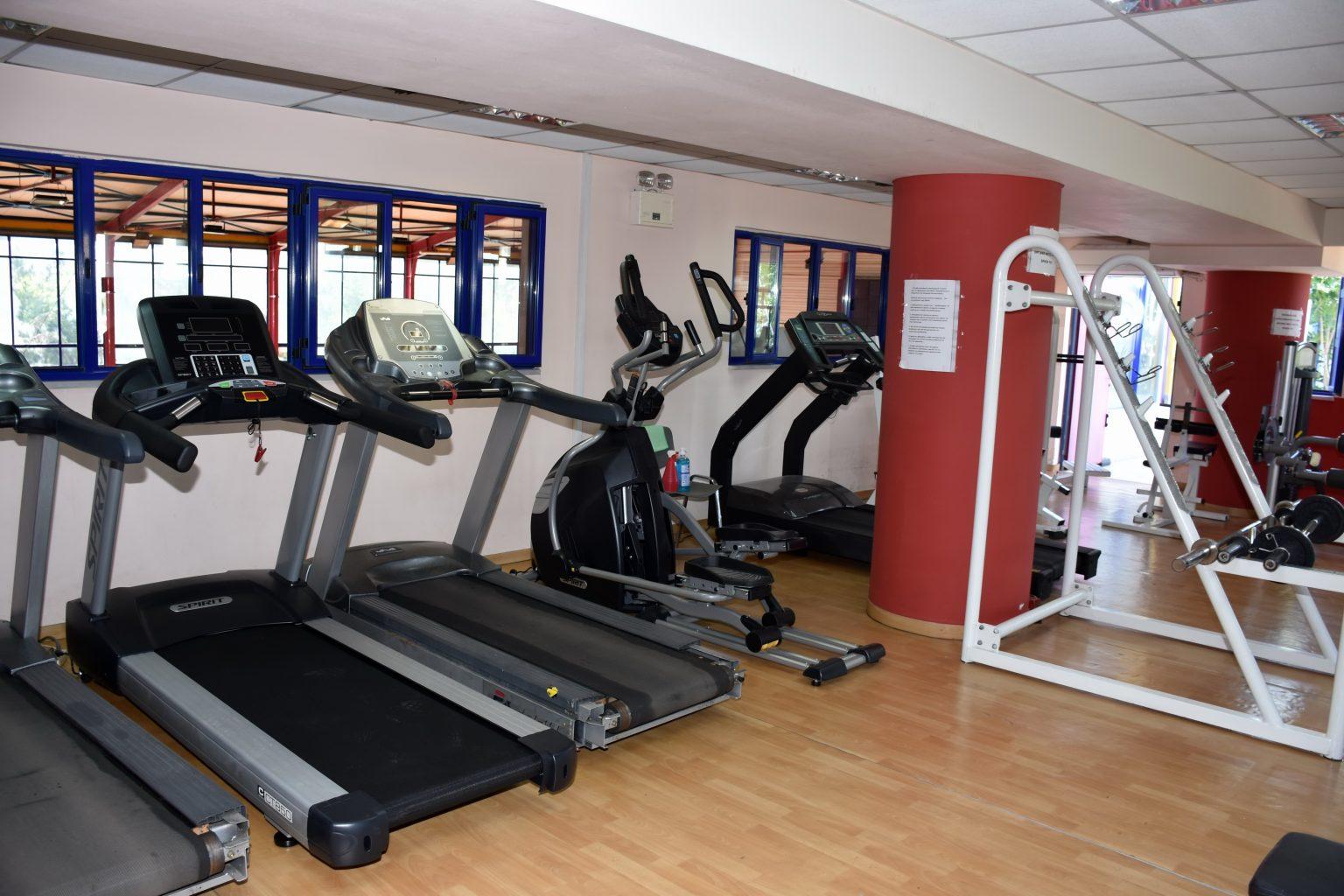 Δελτίο Τύπου του Δήμου Μοσχάτου-Ταύρου για την ανανέωση του εξοπλισμού στο δημοτικό γυμναστήριο