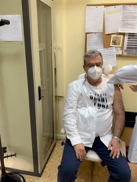 Ανδρέας Ευθυμίου: Δεν εμβολιάστηκα για να διαφέρω από τους άλλους αλλά για να μπορώ να είμαι μαζί τους!