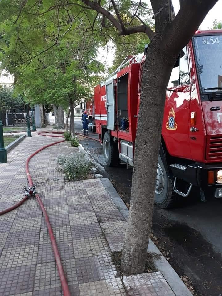 Αντώνης Μπούτσης για τον ένα χρόνο από την πυρκαγιά στα Σφαγεία
