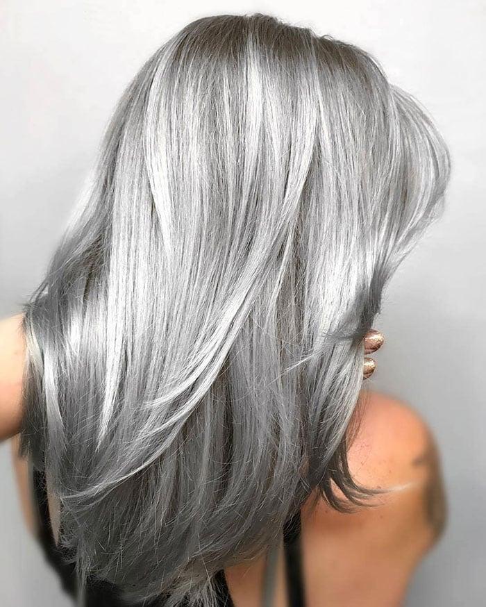 Silver Sampoo