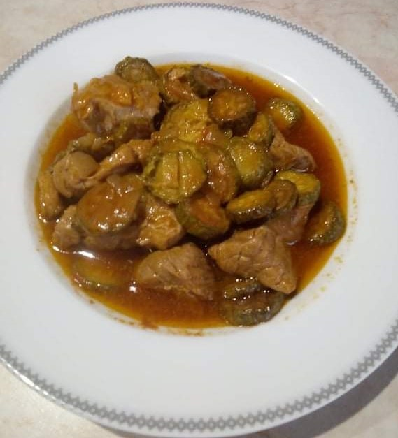 Κρέας με κολοκυθάκια
