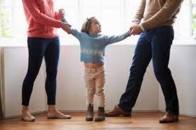 Διαζύγιο: τρόποι χειρισμού σε σχέση με τα παιδιά